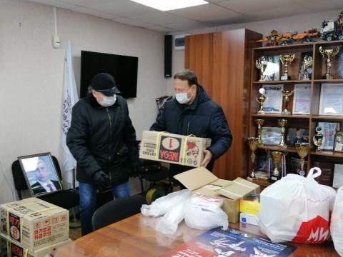На помощь пострадавшим от циклона в Приморье пришла «Единая Россия»