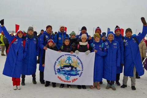 Приморские моржи и любители ЗОЖ готовятся к акции «Закаленная Россия — сильная страна»