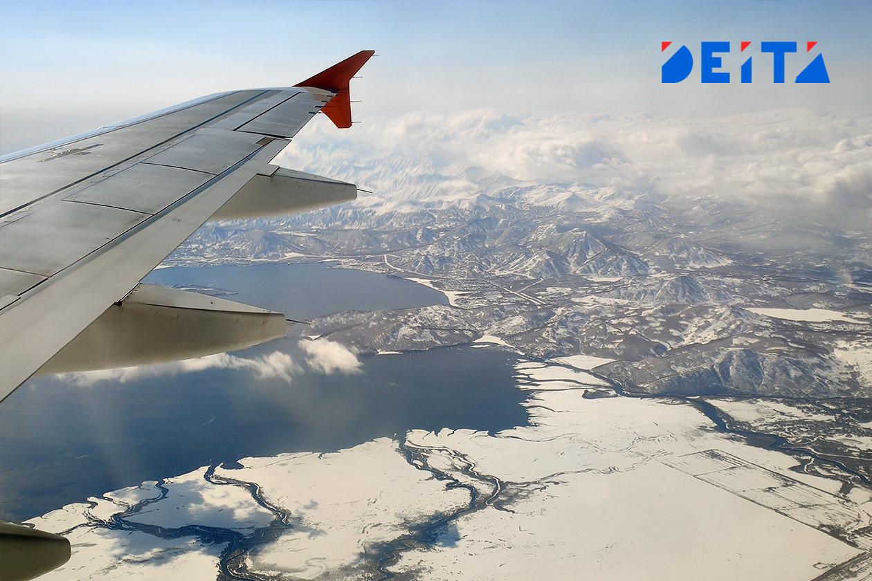 Власти выделили дополнительные средства на перелёты с Дальнего Востока