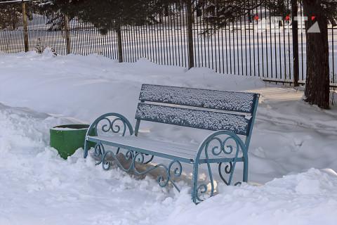 Традиционный мартовский снегопад пообещал Борис Кубай приморцам