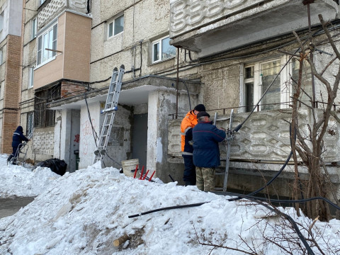Во Владивостоке резко выросло количество случаев повреждения кабеля «Ростелекома»