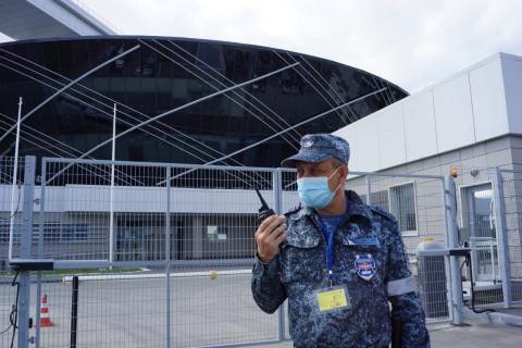 Опасный пожар ликвидирован в сахалинском аэропорту
