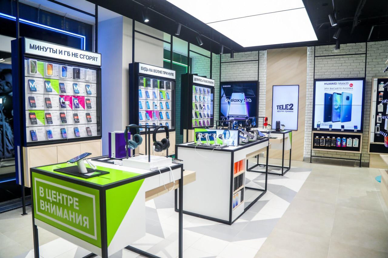 Tele2 дарит терабайт интернета покупателям Samsung