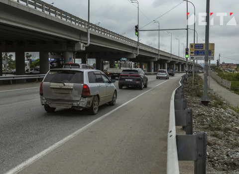 Открыто двустороннее движение по мосту в Артёме