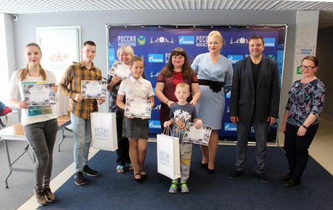«Единая Россия» наградила победителей конкурса на лучшие селфи в музее