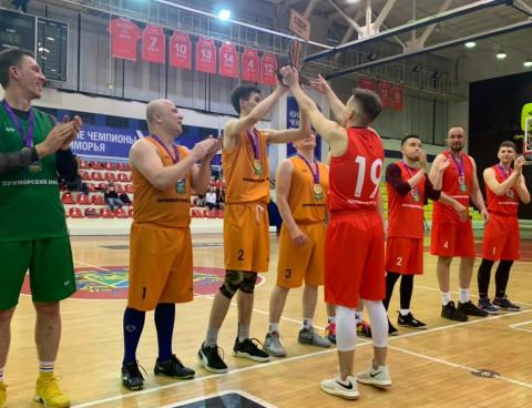 Ведомственная охрана Минтранса России стала победителем Кубка ведомств во Владивостоке