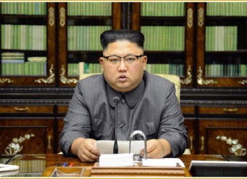 Ким Чен Ын отложил нападение на Южную Корею