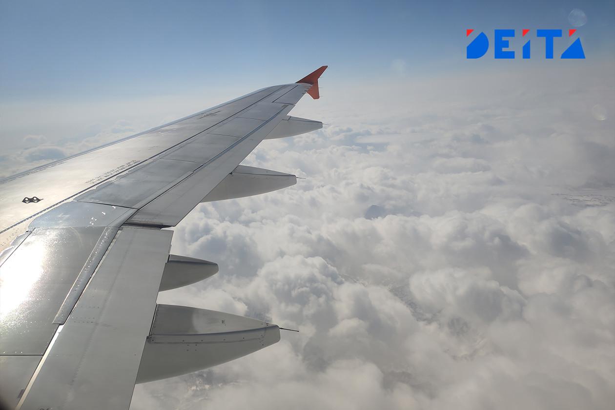 Названо условие возобновления авиаперелётов из России за границу