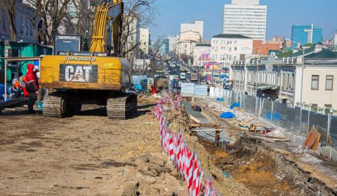Многоуровневая парковка в центре Владивостока появится в сентябре