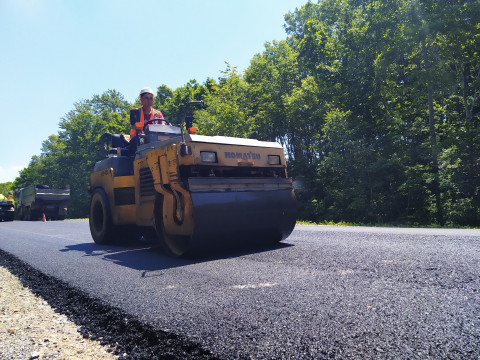 Приморцы выбрали дороги для ремонта в следующем году