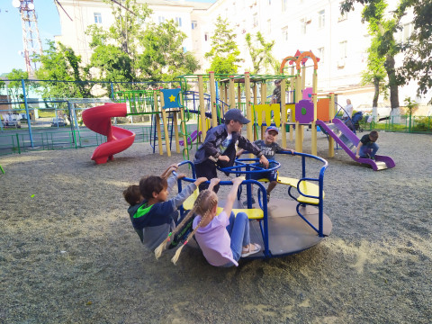 Опытом благоустройства придомовых территорий поделились жители Владивостока