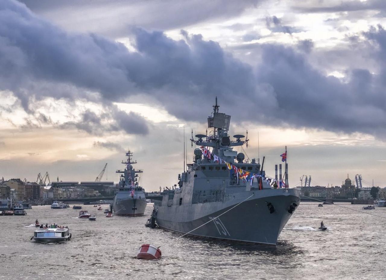 День ВМФ пройдет во Владивостоке: программа