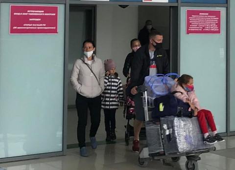 Россия изменила правила для приезжающих из-за рубежа