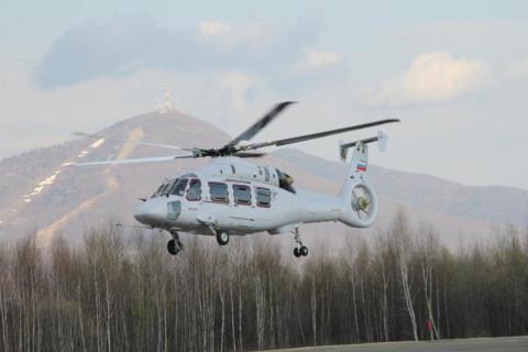 Очередной вертолёт разбился на Камчатке