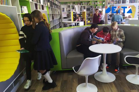 Третья модельная библиотека открылась в Приморье