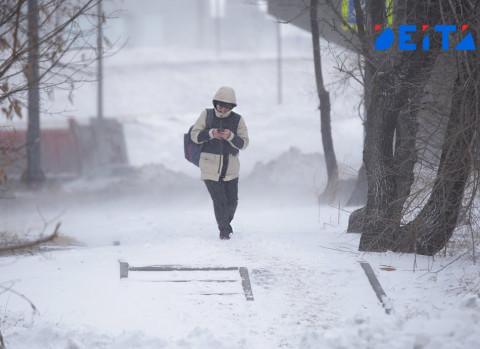 Метель и гололёд: синоптики ухудшили прогноз погоды на субботу