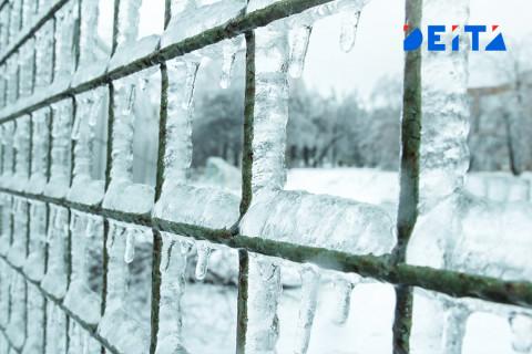 Тридцатиградусные морозы в новогоднюю ночь и снег на выходных ожидают в Приморье
