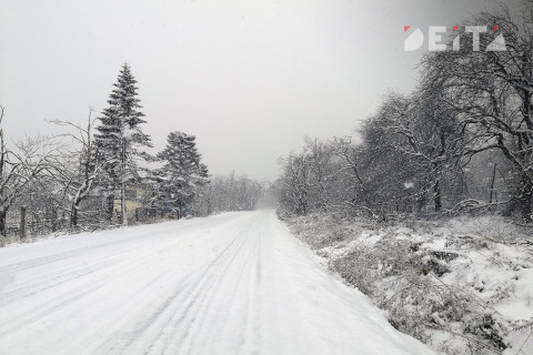 Борис Кубай уточнил прогноз снежного циклона во вторник
