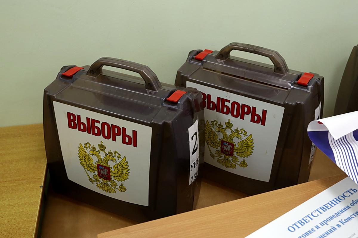 Новую нарезку избирательных округов утвердили в Приморье