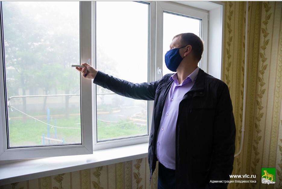 Приёмка первых в 2020 году квартир для детей-сирот стартовала во Владивостоке