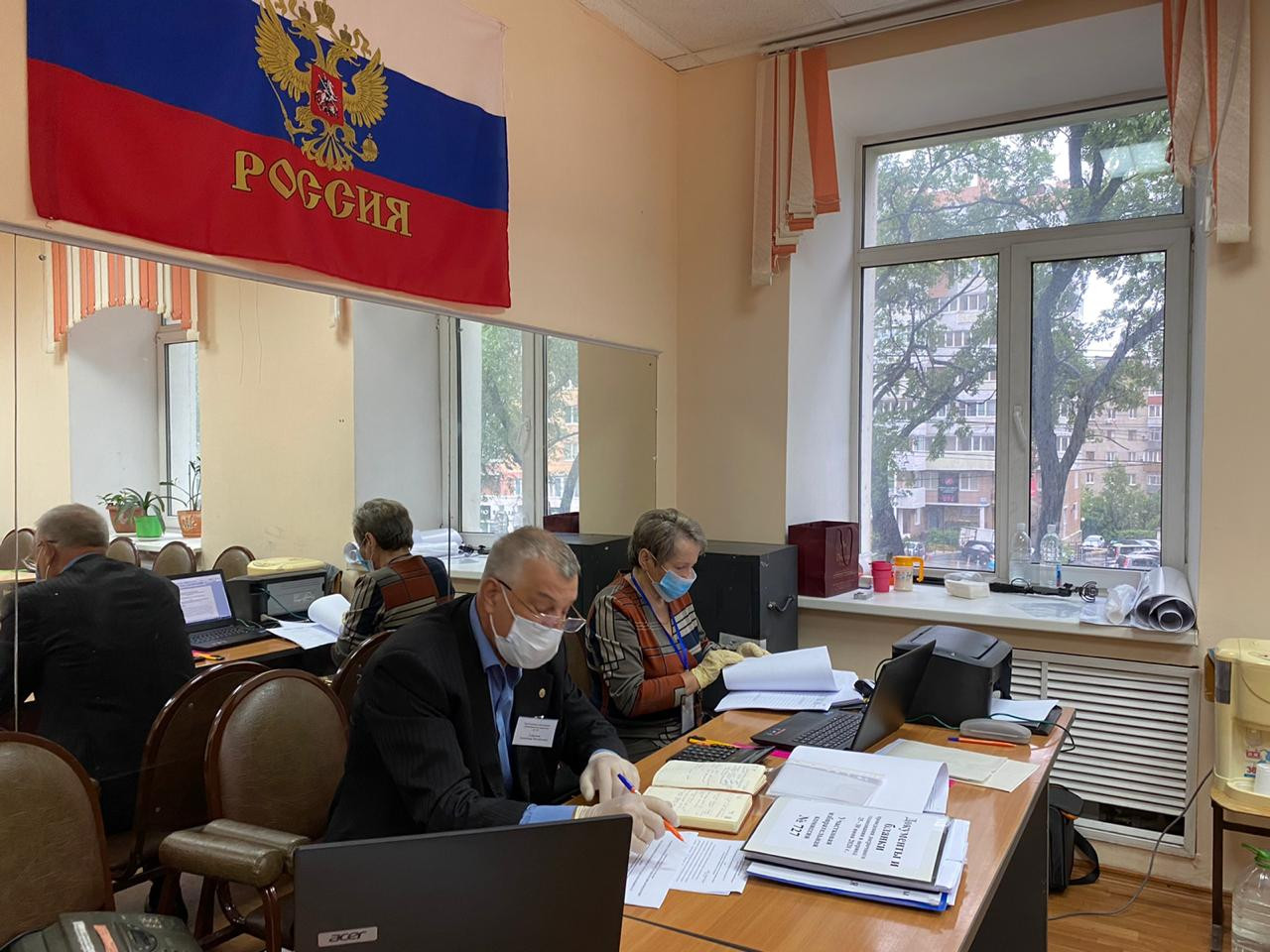 Четыре партии направят наблюдателей на голосование по Конституции в Приморье