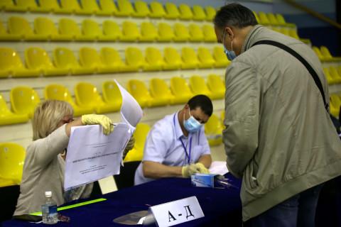Голосование по поправкам началось в Приморье