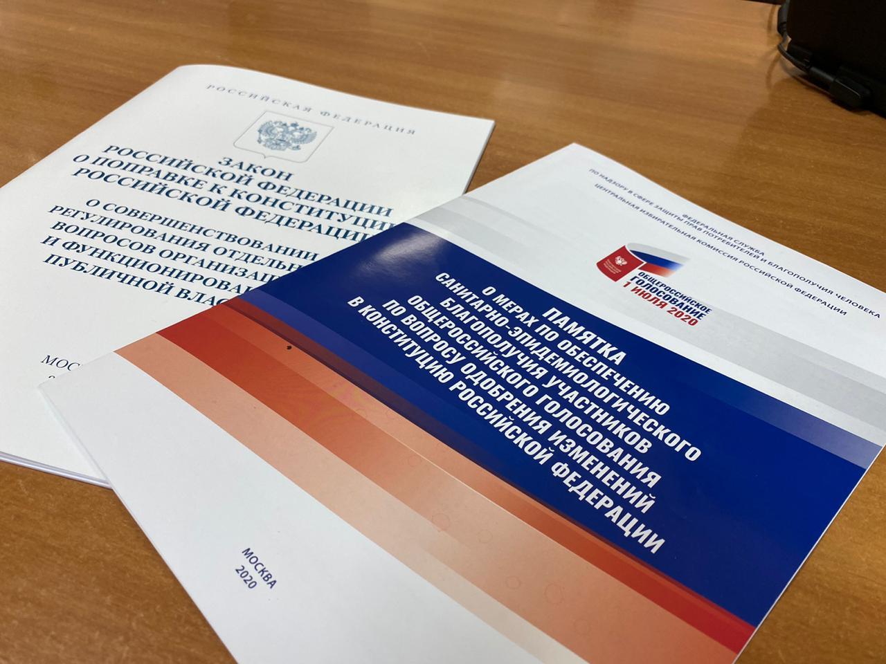 Почти 5000 наблюдателей работают в Приморье на голосовании по поправкам в Конституцию
