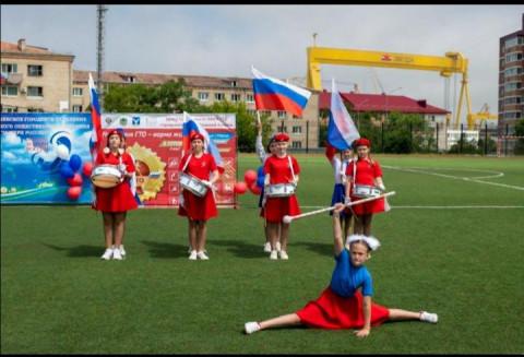 День Олимпийских игр в Приморье отметили школьной спартакиадой