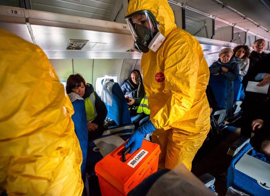 Без справки о коронавирусе в Россию не пустят