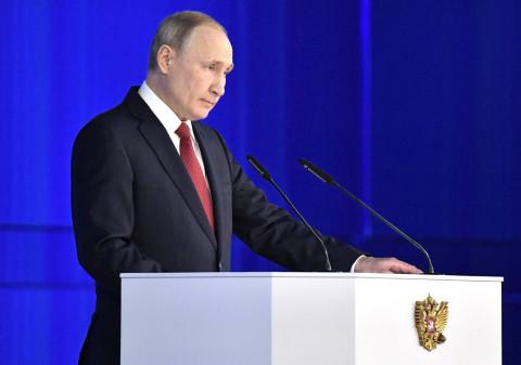 Путин озвучил новые выплаты для россиян