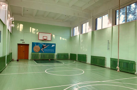 Десять спортзалов отремонтировали перед учебным годом в Приморье