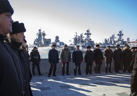 США претендует на залив Петра Великого