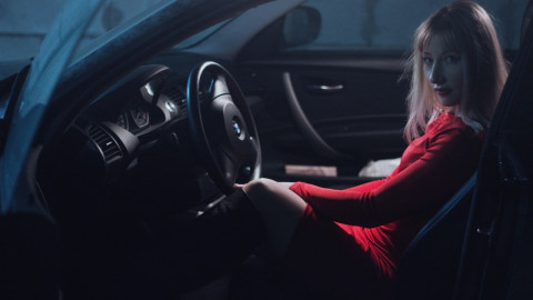 """Вези меня, мразь"" по Владивостокски: пассажирка и таксист разругались из-за гололеда"