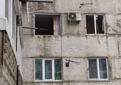 Газовый баллон взорвался в квартире Владивостока