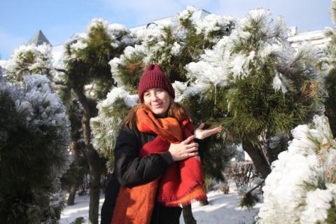 Пять идей для зимней фотосессии
