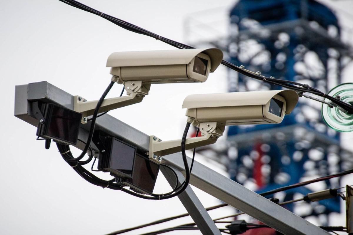 Россия вошла в мировые лидеры по числу камер наблюдения