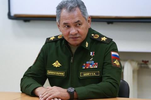 Шойгу объявил два выходных дня российской армии