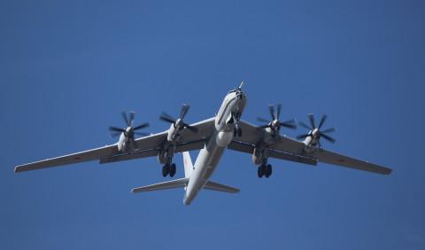 Российские военные самолеты прощупали оборону Аляски