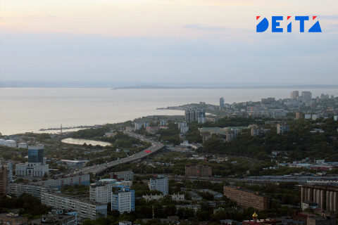 Где во Владивостокенайтитеплозимой и прохладулетом