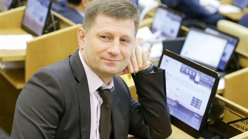 «Дегтярев - хорошо, Фургал - плохо?»: в Хабаровске вспыхнул новый скандал
