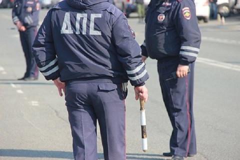 Полицейские вышли на охоту за водителями