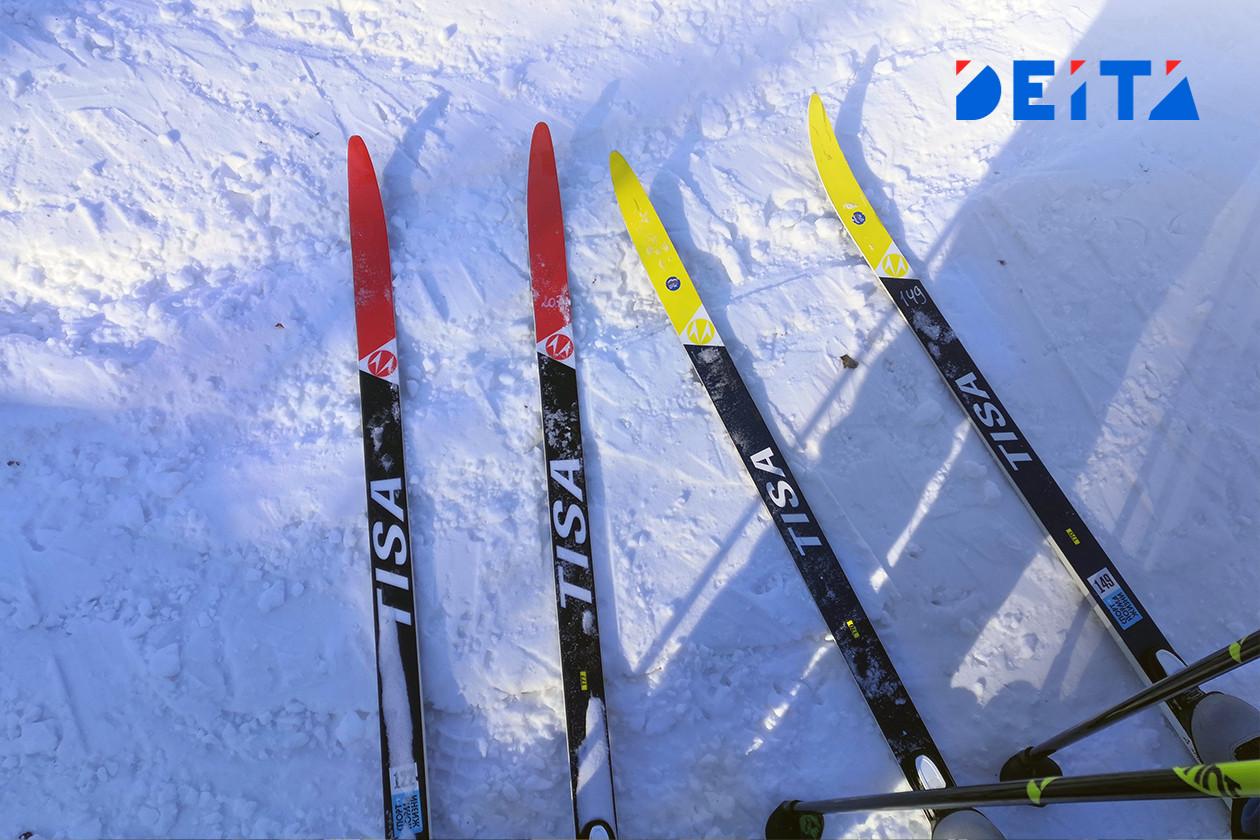 Две серебряные медали первенства России завоевала лыжница из Приморья