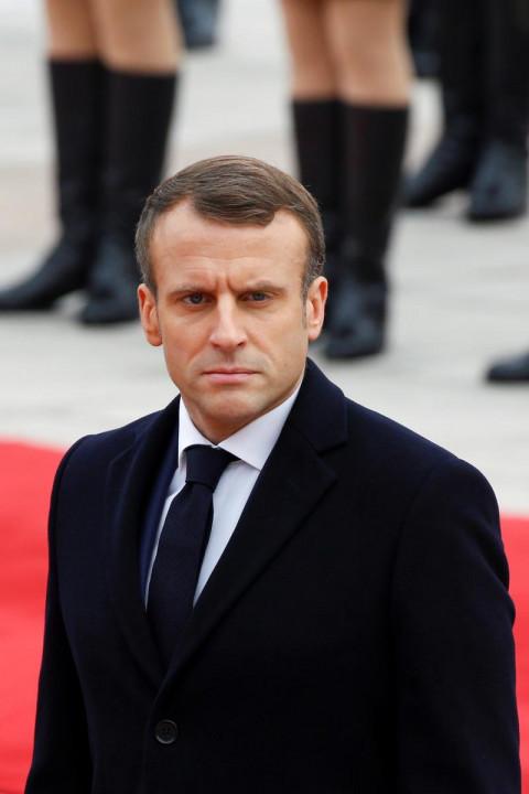 Европа начинает новую мировую войну - Макрон