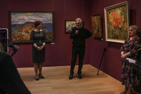Мастер и человек – выставка картин и вечер памяти Анатолия Телешова