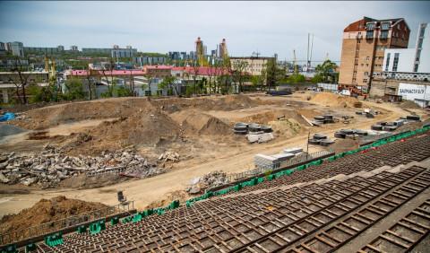 Реконструкция «Авангарда» затянулась: мэрия дает последний шанс подрядчику