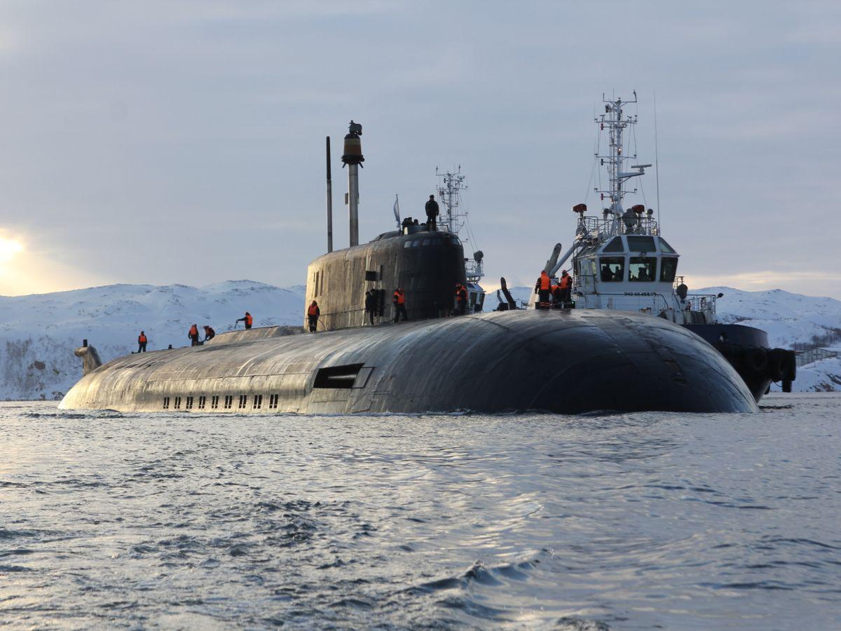 Части атомной подлодки пытались вывезти в Китай приморцы