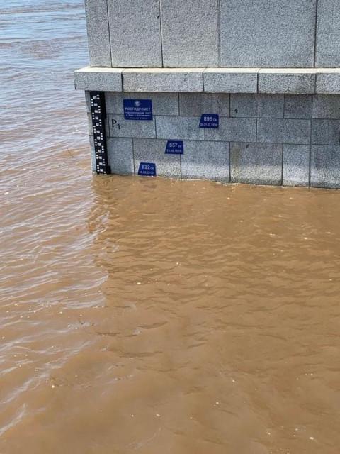 Курсанты возведут дамбу для спасения ДФО от наводнения