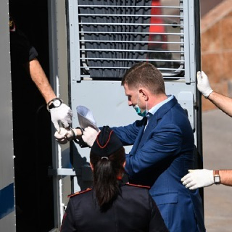 Путину рассказали о деле Фургала