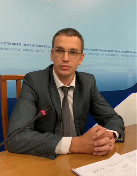 Константин Степанов: В Приморье ожидается хороший урожай кедрового ореха
