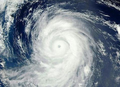 Смерч и потоп: Сочи снова накрыл ураган